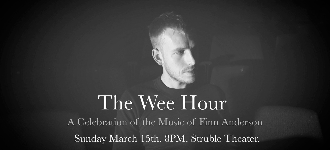 The Wee Hour – A Celebration of the Music of Finn Anderson